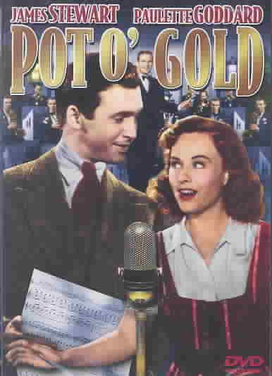 POT O'GOLD BY STEWART,JAMES (DVD)
