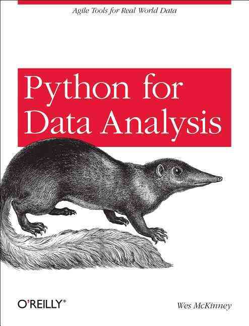 Python for Data Analysis By Mckinney, Wes